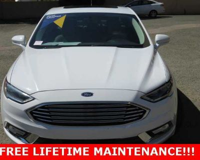 2018 Ford Fusion ALL WHEEL DRIVE!!!