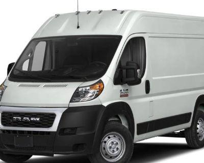 2020 Ram ProMaster Cargo Van 2500