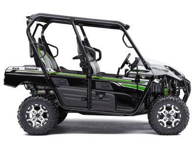 2017 Kawasaki Teryx4 LE Utility SxS Escanaba, MI
