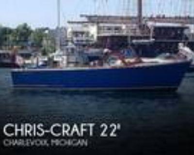 22 foot Chris-Craft Sea Skiff Ranger
