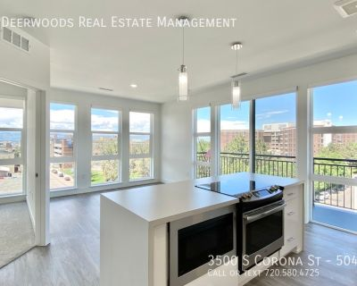 $1000 Off Your First Full Month - Brand New Build - Top Floor, Gorgeous Modern Finishes, Amazing Western Range & City Views