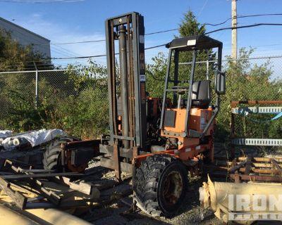 Moffet 5500 lb Truck Mounted Forklift