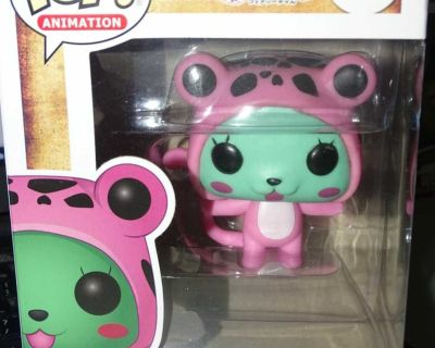 FUNKO POP FAIRYTAIL FROSCH, ANOTHER PIC IN COMMENTS