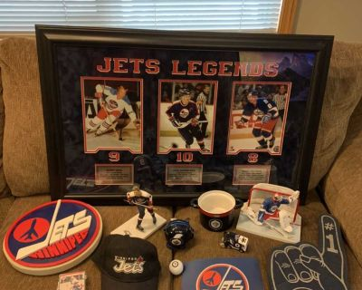 WPG JETS COLLECTION