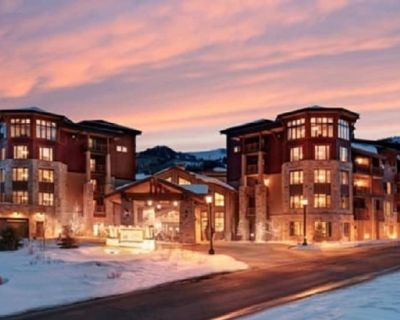 Hilton Grand Vacations Sunrise Lodge Ski-In Resort Near Sundial - Park City