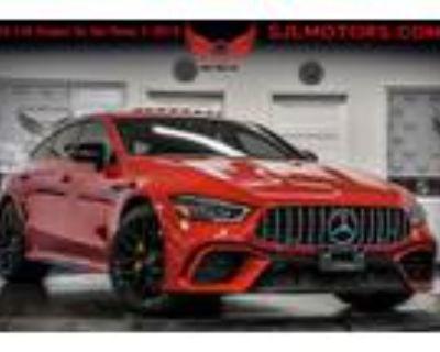 2019 Mercedes-Benz AMG GT 63 4-Door Coupe for sale