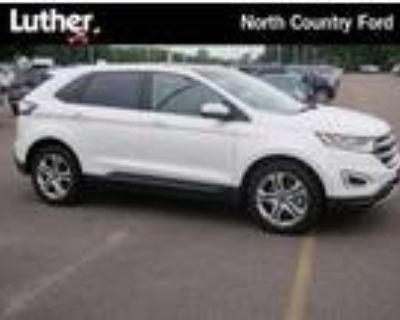2016 Ford Edge Silver|White, 59K miles