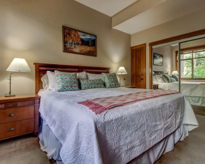Welcoming condo w/ a shared hot tub & pool plus Club Solitude access - Salt Lake Mountain Resorts