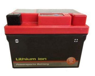 Lithium Ion 12v Motorcycle Battery Race Lightweight High Power Ytx5l-bs Yt4l-bs