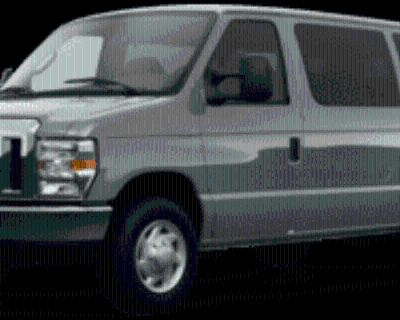 2008 Ford Econoline Wagon E-150 XL