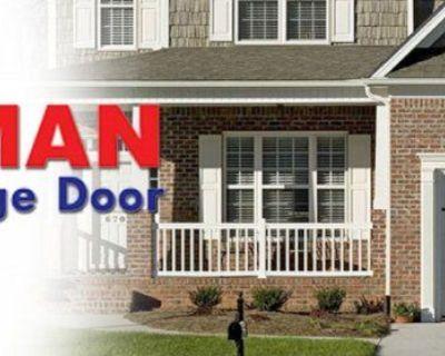 Legman USA Garage Door