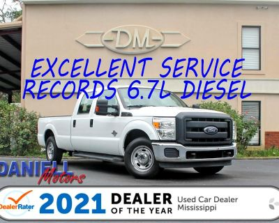 Used 2015 Ford F-250 SD XL Crew Cab Long Bed 2WD