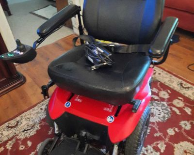 Jazzy HD Elight, electric wheel chair