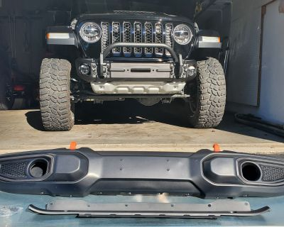 Pennsylvania - Mojave Front Bumper $145