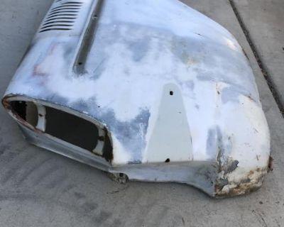 69 earlier Vw type 3 rear pass fender