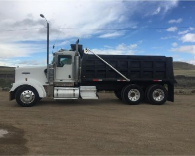Dump truck & equipment financing