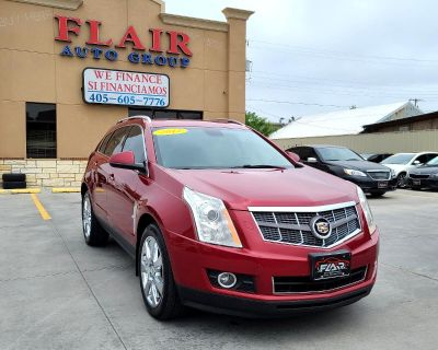 Used 2012 Cadillac SRX FWD 4dr Premium Collection
