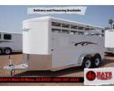 2022 Trails West Adventure ll 3 Horse Bumper Pull 3 horses