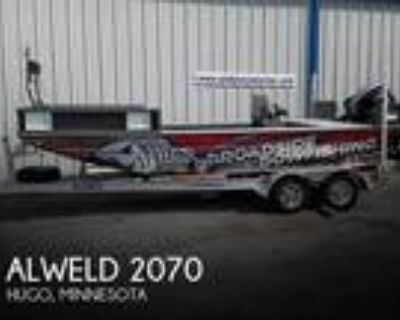20 foot Alweld 2070 bowfishing