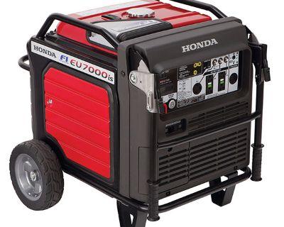 Honda Power Equipment EU7000iS Generators Brockway, PA