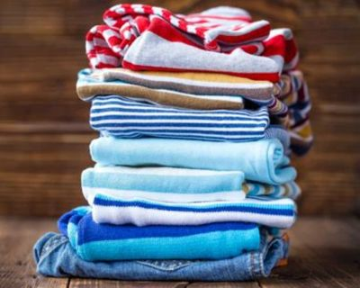 Looking for your unwanted baby clothes!!