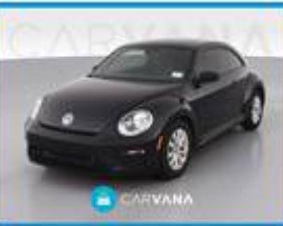 2017 Volkswagen Beetle Black, 44K miles