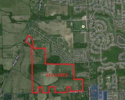 212 Acres Geddes Road