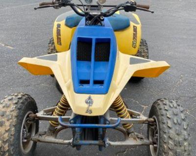 1987 Suzuki Lt500r Quadzilla