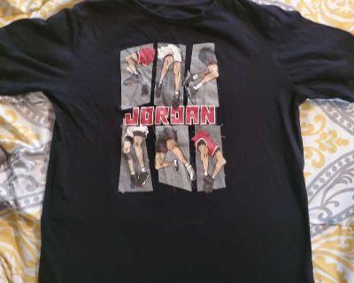 Boys X-Large Jordan Shirt