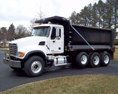 Dump truck financing for all credit scores