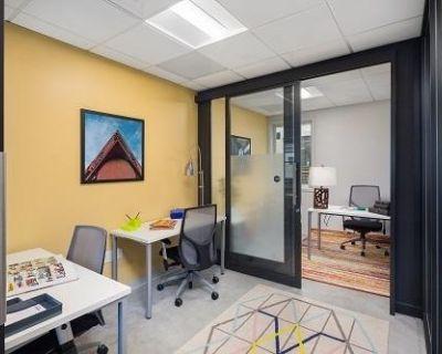 "Private office for 3-4 people ALL INCLUSIVE at ""730 Arizona Avenue Santa Monica United States"""