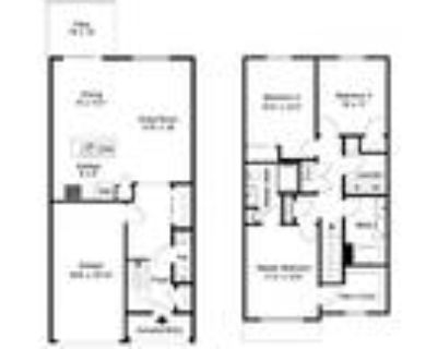 The Townhomes at Pleasant Meadows - 3 Bedroom Townhouse
