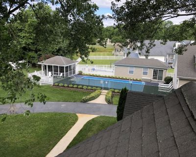 Bethany Beach area home with solar heated private pool - Ocean View