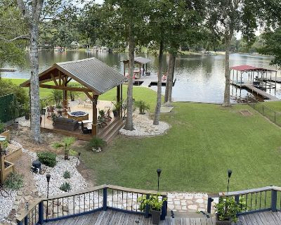 Labor Day Is Open! Private Lake Charmaine in Ivanhoe - 2 HRS North of Houston! - Woodville