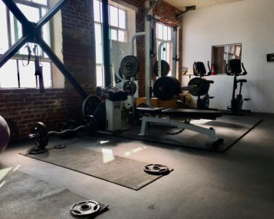 DTLA Private Workout Room, Los Angeles, CA