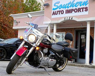 2013 Suzuki Boulevard C50 & C50T
