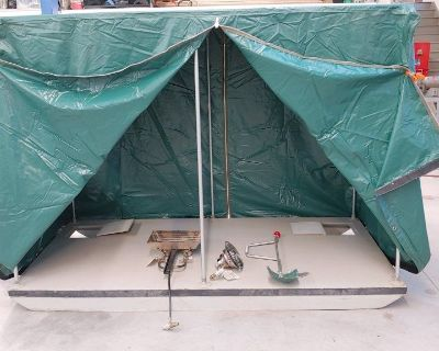 Ice Fishing Hut-Custom Built