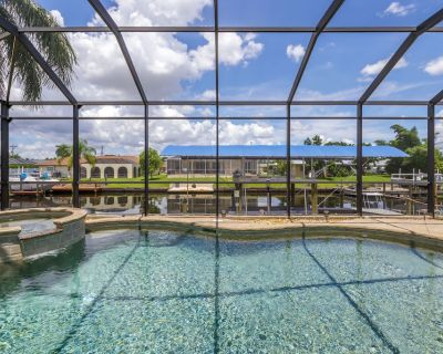 Villa Reel Serenity - Cape Coral - Roelens Vacations - Pelican