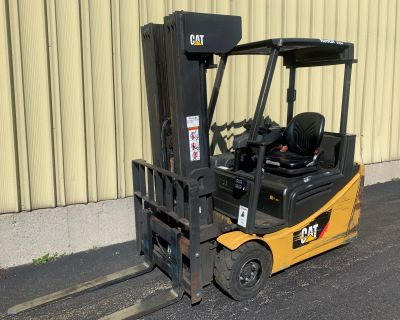 2016 CAT Lift Trucks 2ET4000