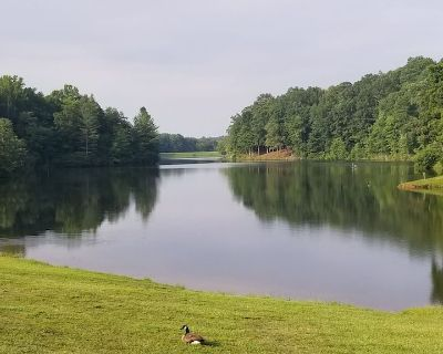 Private Resort Life-Lake views, water slide, Diner, Fishing, Waterfalls nearby - Cleveland
