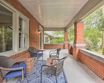 NEW! Large Family Home in Atlanta w/ Pool Table! - Poncey-Highland