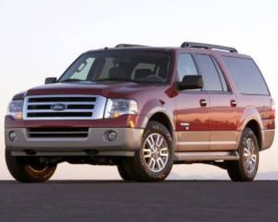 2007 Ford Expedition EL Limited RWD