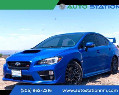 2017 Subaru WRX STI MANUAL