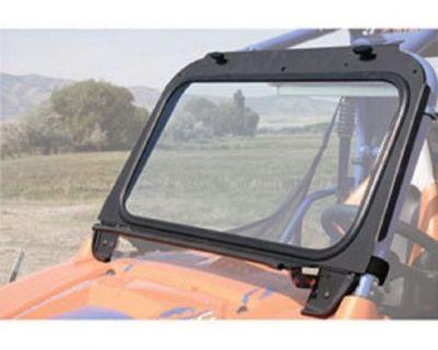 Ryfab Folding Glass Windshield / Polaris Rzr Xp 900 / Xp 900 4