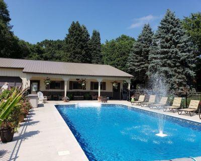 "The ""pool Barn Camper"" Near Indiana Dunes - Porter"