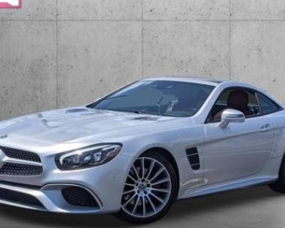 2018 Mercedes-Benz SL SL 550