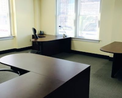 Private Office for 4 at ExecuSuites Downtown LLC
