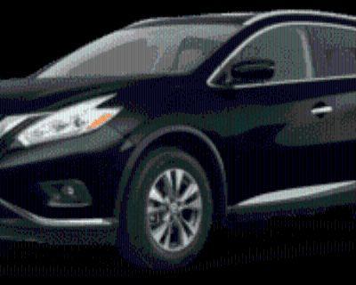 2017 Nissan Murano 2017.5 SL AWD