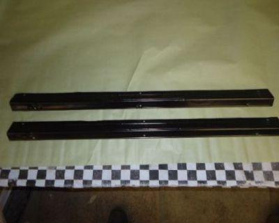 1970,71,72,73,74,75,76,77,78 Datsun 240z/260z/280z Oem Black Sill Plates!!!