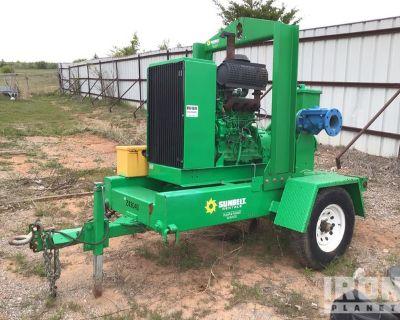 2004 (unverified) Gorman-Rupp PA6D60-4045D Water Pump